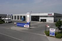Surface de vente DAF Berlin Nutzfahrzeuge Vertriebs- und Service GmbH
