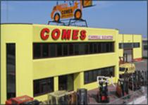 Surface de vente COMES S.R.L.