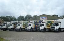 Surface de vente Truck Centrum Meerkerk bv