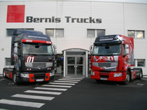Surface de vente Bernis Trucks