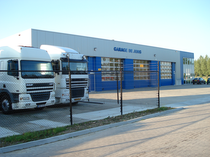 Surface de vente De Jong Trucks & Trailers