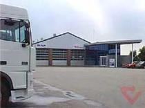 Surface de vente Garage Verspui b.v.