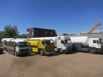 Surface de vente Baltic Special Machinery Export