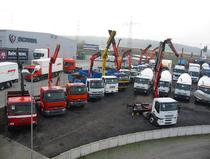 Surface de vente Top Truck Contact GmbH