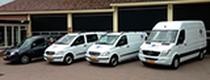 Surface de vente Ruinemans cargo vans