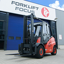 Surface de vente Forklift Focus B.V.