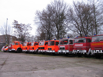 Surface de vente Feuerwehrtechnik
