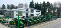 Surface de vente BUSCH-POGGENSEE GmbH