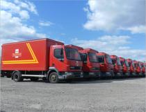 Surface de vente Commercial Vehicle Auctions Ltd