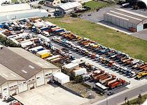 Surface de vente Viatra Trucks NV – Vian NV