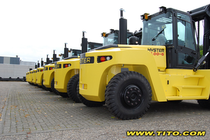 Surface de vente Tito Lifttrucks BV