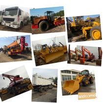 Surface de vente Shanghai Initiative Construction Machinery Co., Ltd