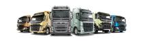 Surface de vente Truck Trading Holland