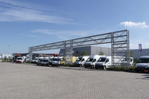 Surface de vente Volvo Group Truck Center B.V.