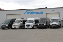 Surface de vente MERCUS-BUS