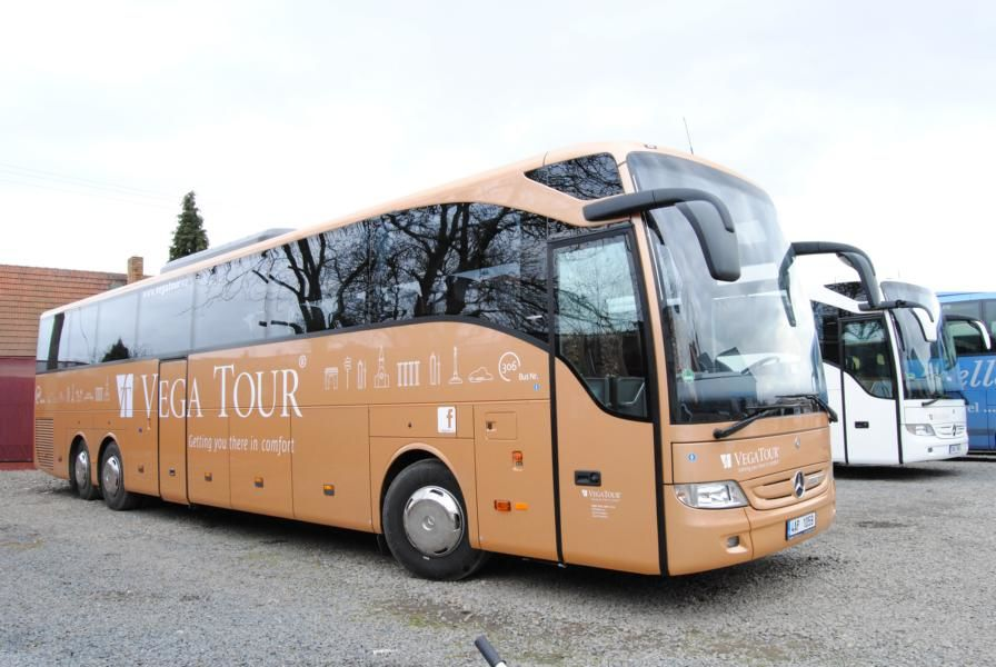 MERCEDES-BENZ Tourismo 17 RHD autocar de tourisme