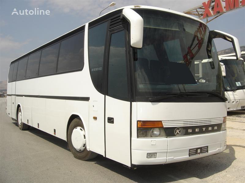 SETRA S 315 HD 55ss autocar de tourisme