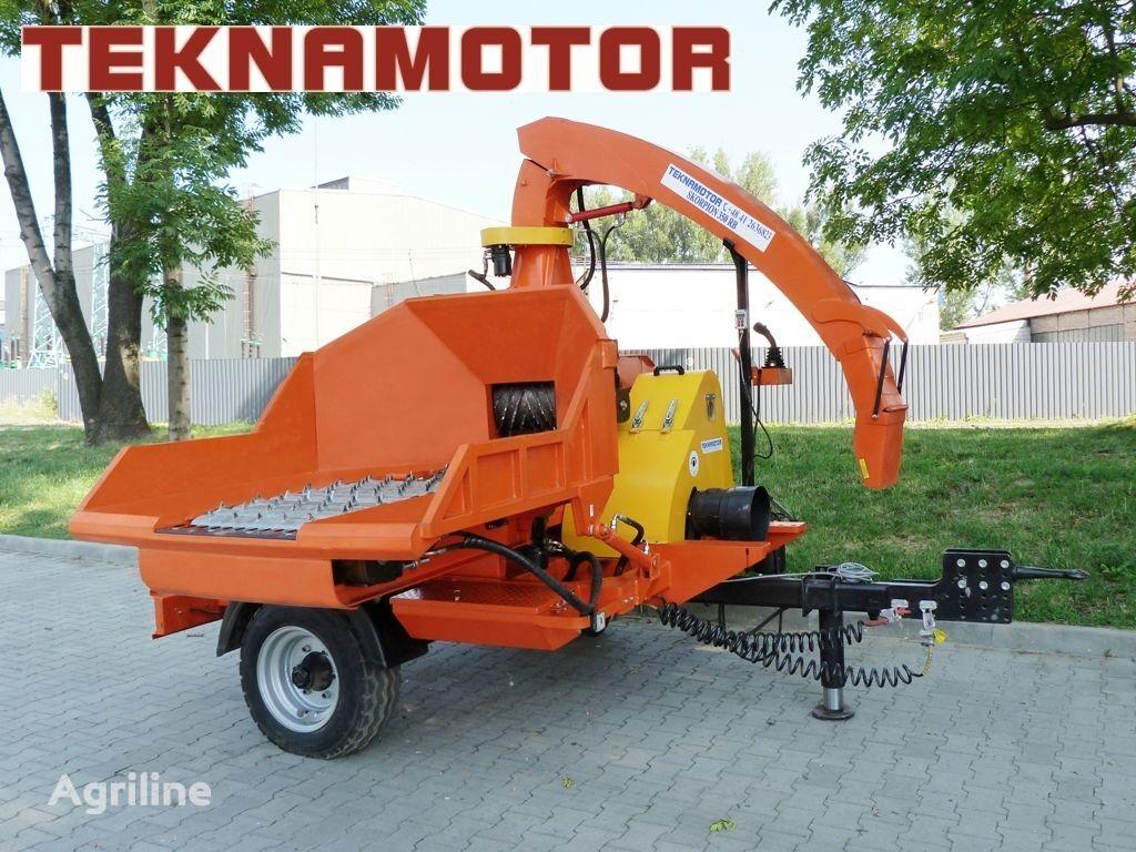 TEKNAMOTOR Skorpion 350 RB broyeur de branches neuf