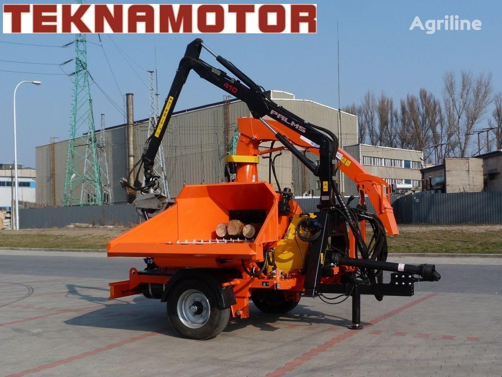 TEKNAMOTOR Skorpion 500 RB broyeur de branches neuf