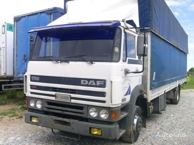 DAF 1700 camion bâchée
