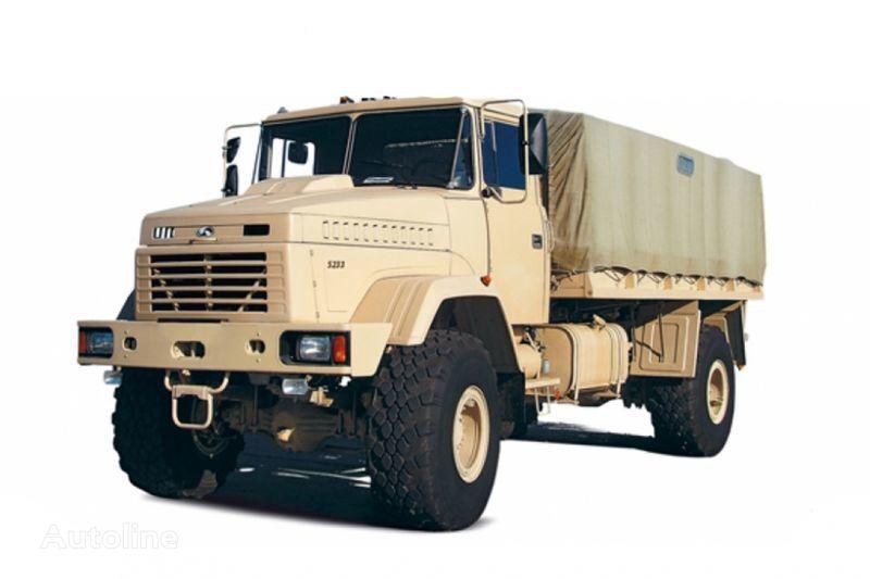 KRAZ 5233VE camion bâchée