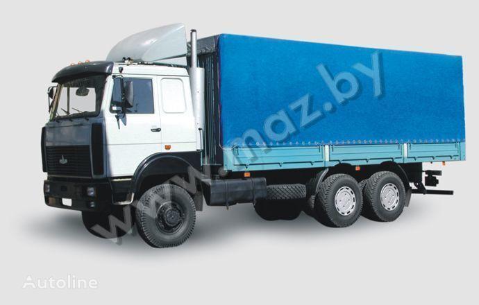 MAZ 6317 (05, 08) Polnoprivodnyy camion bâchée