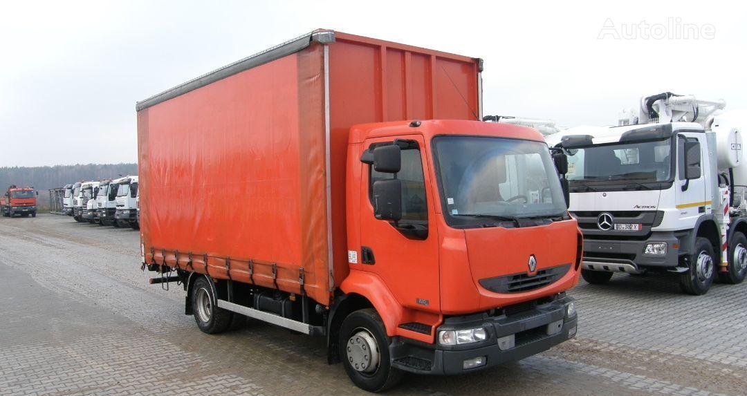 RENAULT KERAX 220 camion bâchée