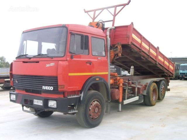 IVECO 190.35 camion benne