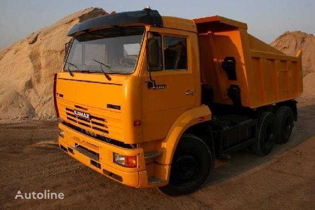 KAMAZ 65115 camion benne neuf
