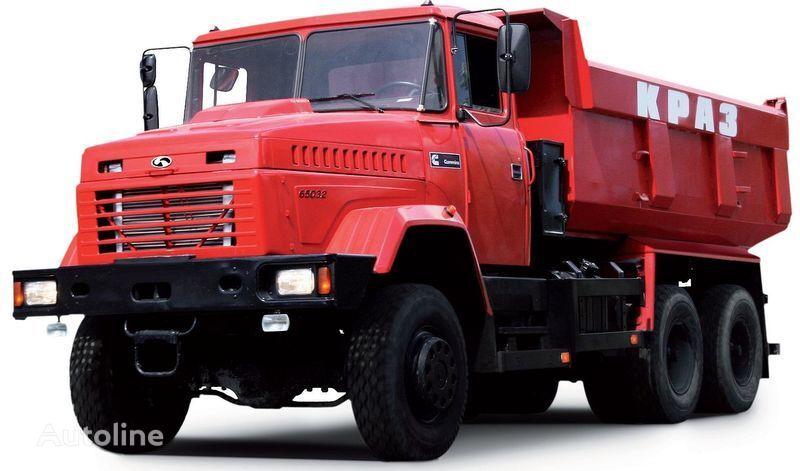 KRAZ 65032 camion benne neuf