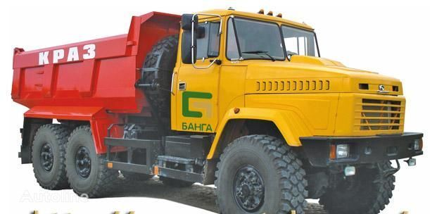 KRAZ 65032-064-2  camion benne neuf