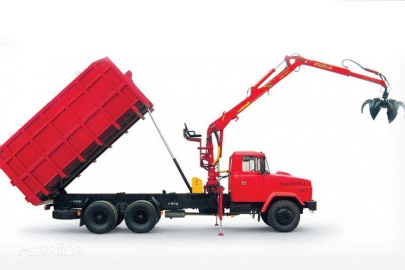 KRAZ 65053 lomovoz  camion benne