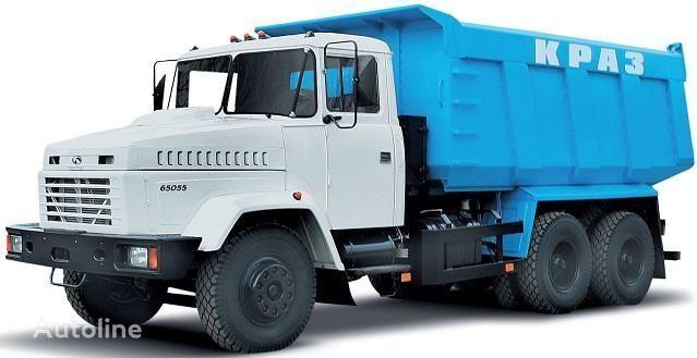 KRAZ 65055 camion benne