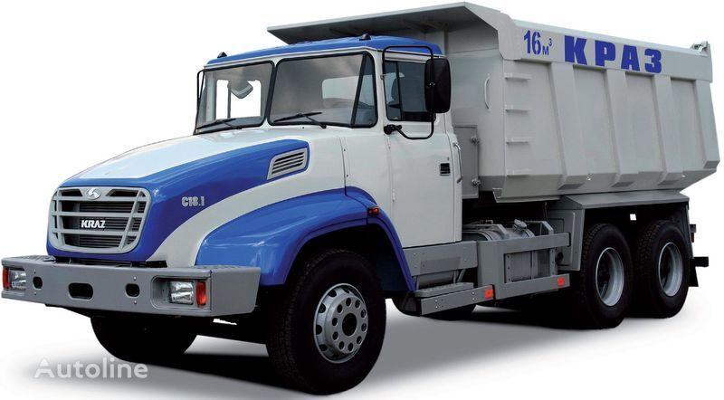 KRAZ S18.1 camion benne neuf