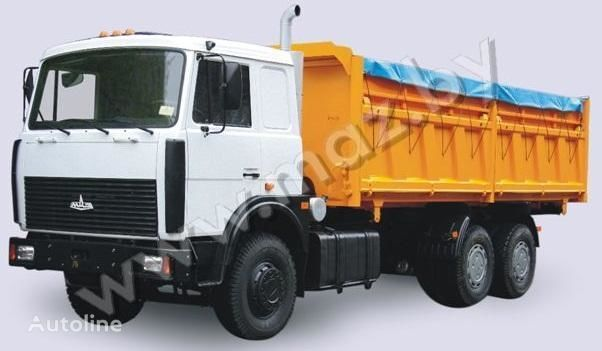 MAZ 5516 A8 camion benne neuf