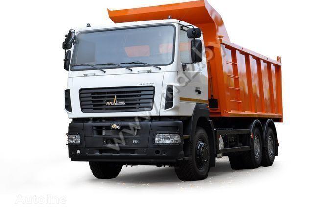 MAZ 6501B9-420-000 camion benne neuf