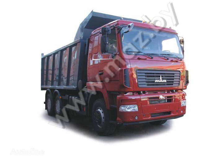 MAZ 6501B9-8420-000 camion benne neuf