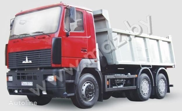 MAZ 6501A5 camion benne neuf