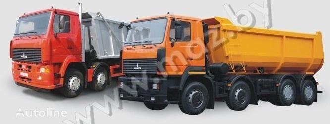MAZ 6516A8 camion benne neuf