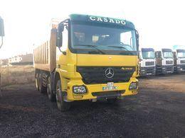 MERCEDES-BENZ actros 4144 K camion benne