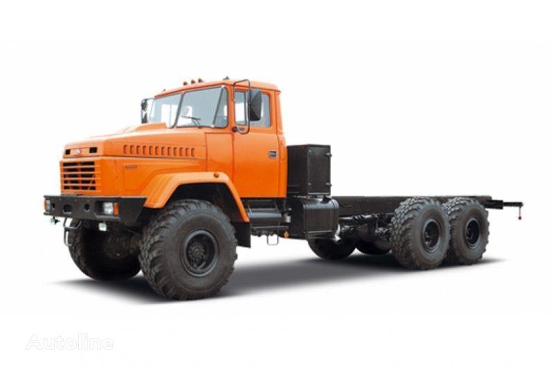 KRAZ 63221 tip 3 camion châssis