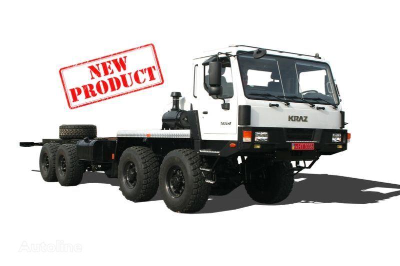 KRAZ 7634NE (N27.3EH) camion châssis