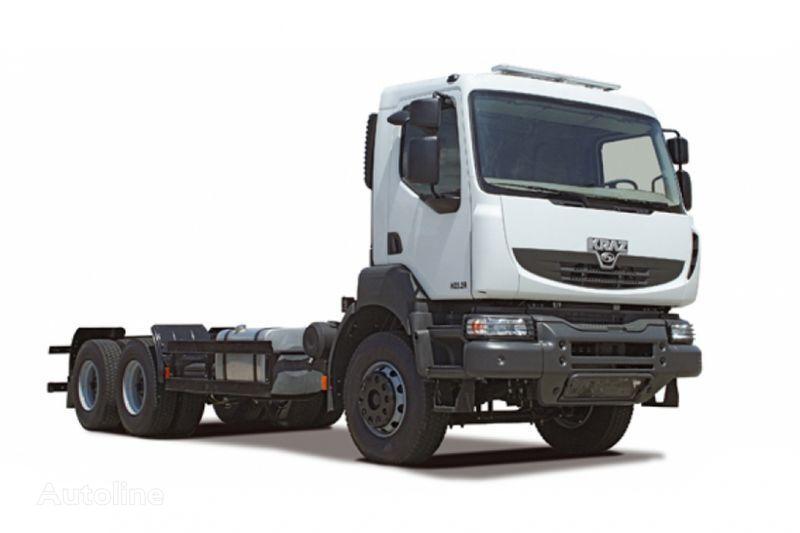 KRAZ N23.2R camion châssis