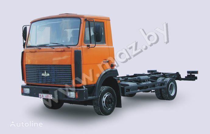 MAZ 4370 camion châssis
