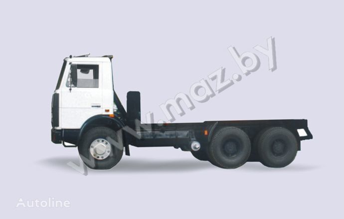 MAZ 5516 camion châssis