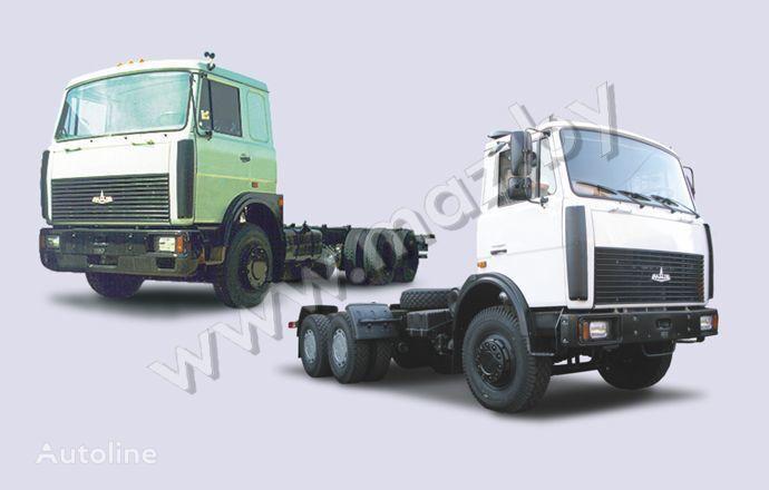 MAZ 6303 camion châssis