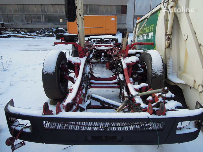 MERCEDES-BENZ 2628 camion châssis