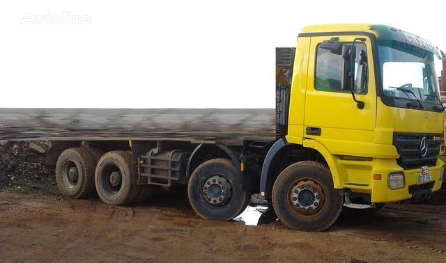 MERCEDES-BENZ actros 4144 K camion châssis