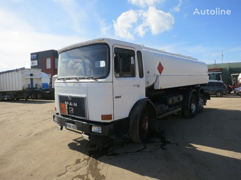 MAN 22.192 camion de carburant