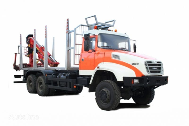 KRAZ M16.1H camion forestier